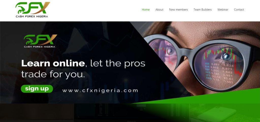 Cash Forex Nigeria