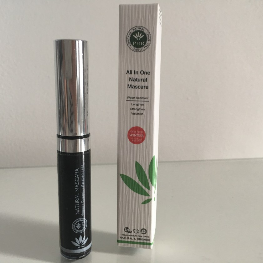 PHB Ethical Beauty All-In-One Natural Mascara (Black)