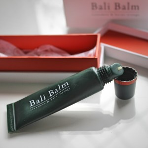Bali Balm close up
