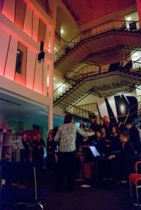 Auftritt im Intecta 2014