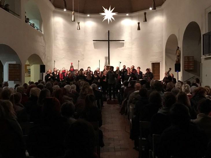 Weihnachtskonzert in der St. Laurentius Kirche   12. Dezember 2017