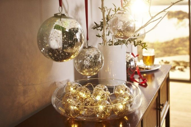 How to decorate the room for the new year 2021: the best ideas of the New Year decor 4