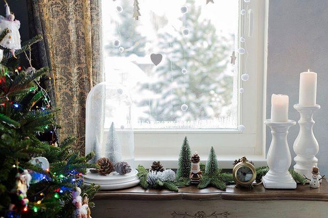 如何为新的一年装饰房间2021:新年装饰的最佳想法7