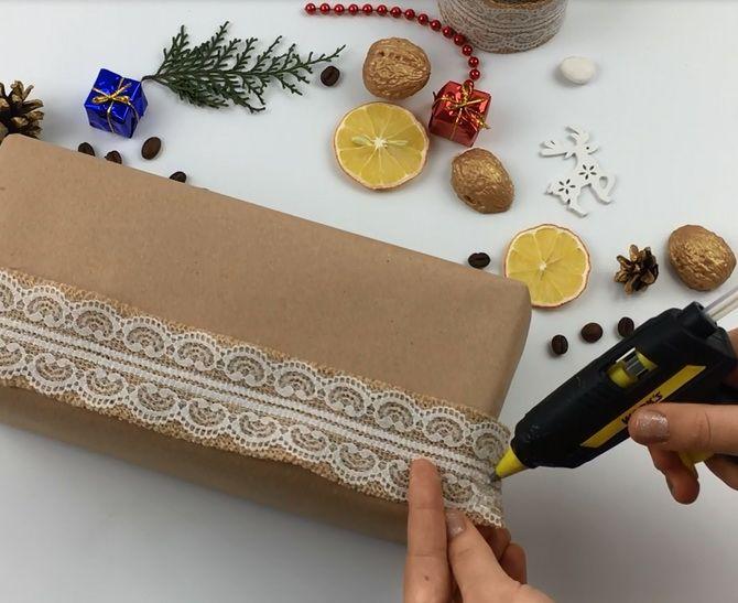 Sådan pakker du en gave til det nye år LifeHaki