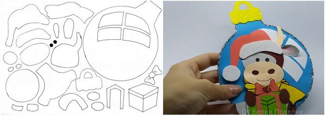 Өз қолыңызбен жаңа жылдық ашықхаттар жасаңыз: Қарапайым семинарлар 8