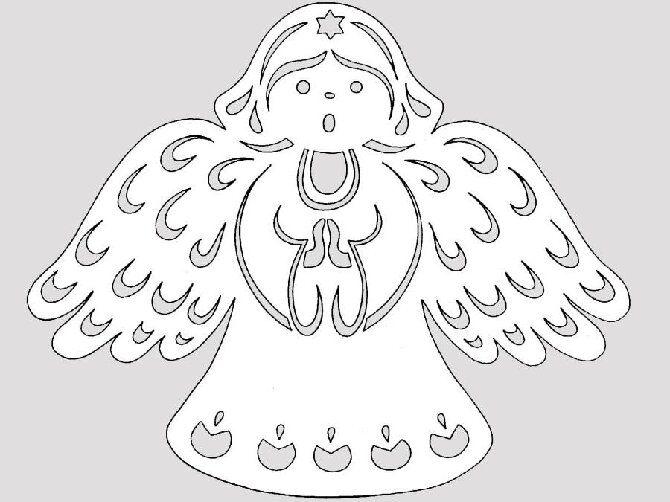 새해 천사는 자신을합니다 : 사진과 비디오의 간단한 마스터 클래스, Joy-Pup 9의 아이디어를 선택하십시오.