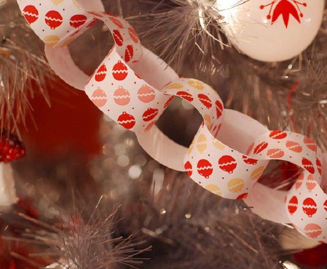 Bellissimi e insoliti giocattoli di Natale da carta - Come fare le tue mani 7