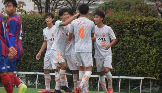【写真】高円宮杯U-18プレミアリーグEAST第15節 FC東京U-18 2-1 清水ユース(19枚)