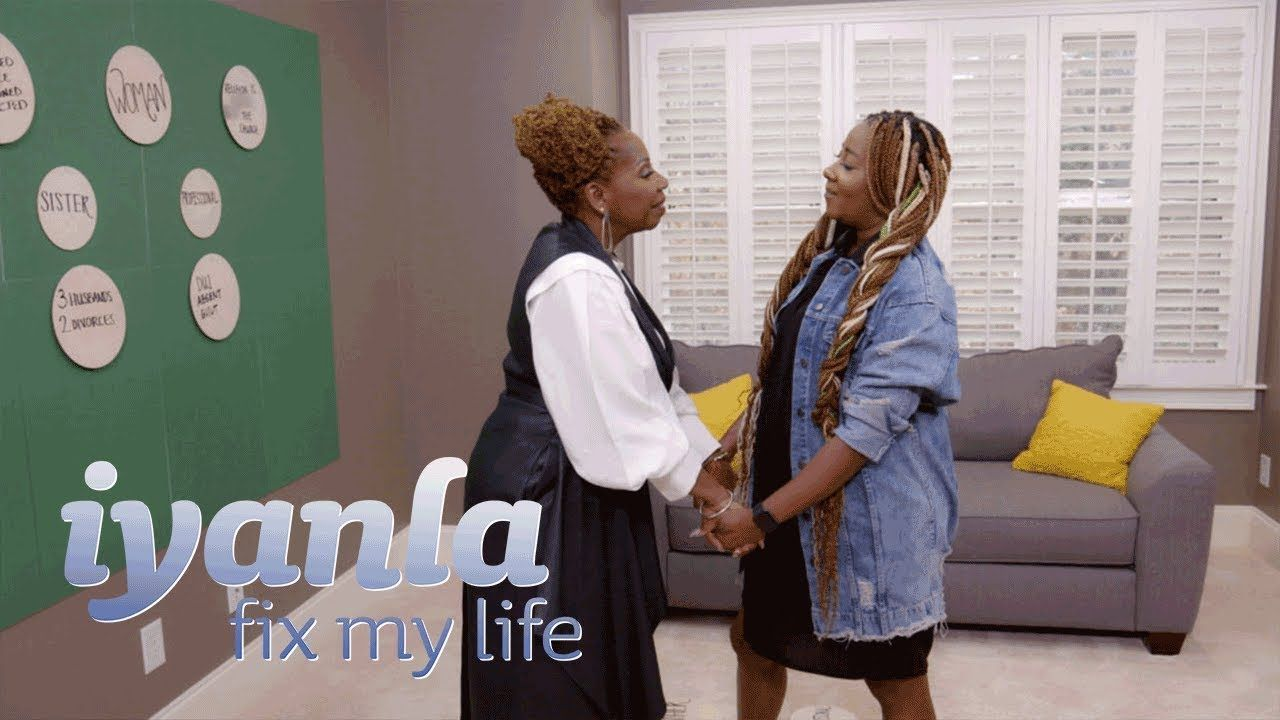 Image result for le'andria johnson @leandriaj is touring with iyanla vanzant show