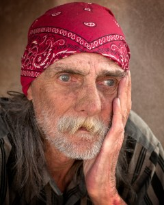 Homeless Portraiture by Leroy Skalstad (FreeImages.com)