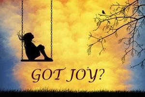 Got Joy?  Latest JOYAlive.net post 10-6-17