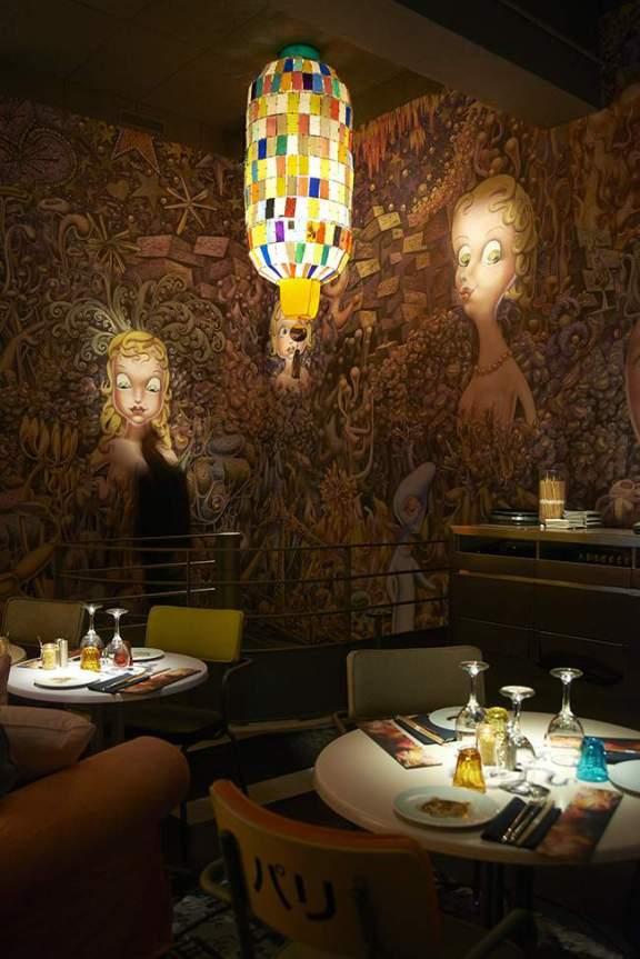 Restaurant MISS KŌ par Philippe STARCK