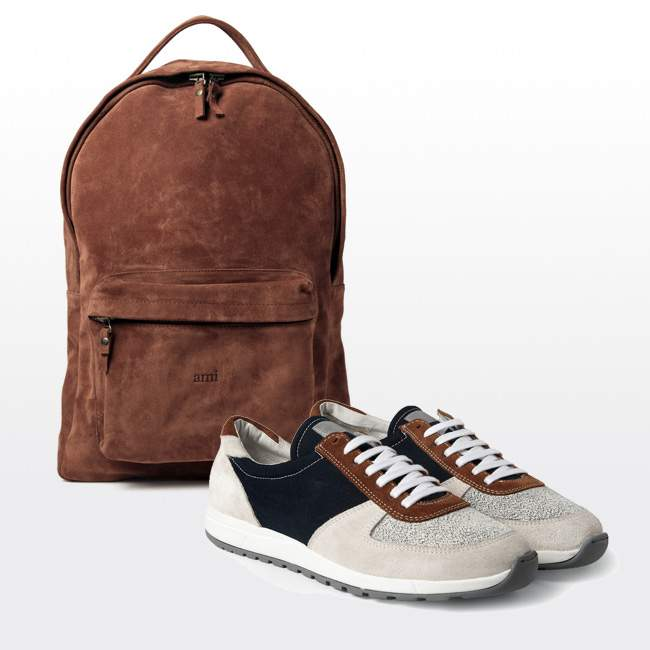 SNEAKERS-SAC-A-DOS-SUEDE