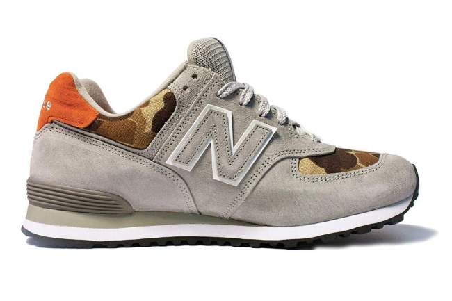 TOP EBAY ball-and-buck-x-new-balance-574