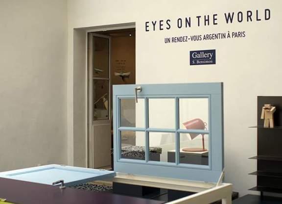 D'DAYS 2013 - Gallery S.Bensimon / Eyes on the World