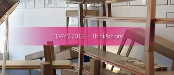 DESIGNER'S DAYS 2013 - D'DAYS 2013