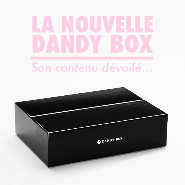 LA NOUVELLE DANDY BOX INSTAGRAM