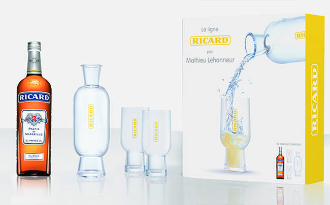 RICARD packaging coffret + bouteille et verres_HD