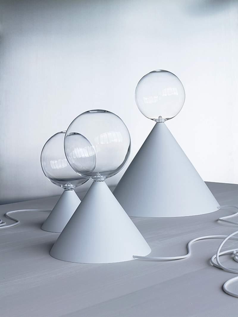 CONE LIGHTS STUDIO VIT LUMINAIRES BLOG DECO DESIGN 1 7