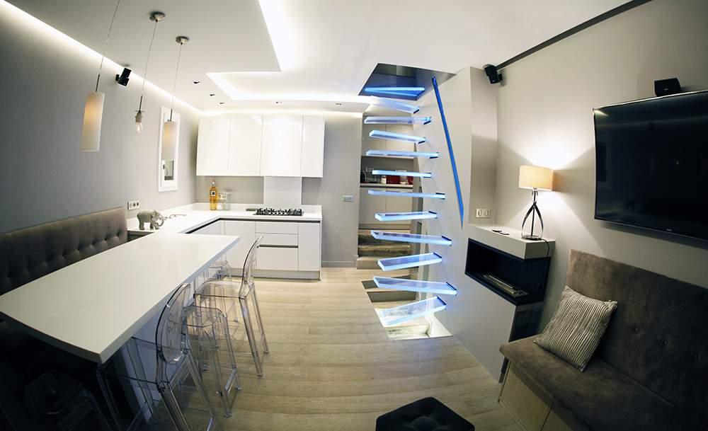 escalier design verre frederic hamerlak decodesign 398
