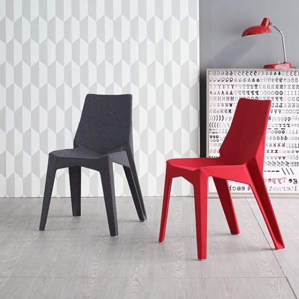 Today on http://Deco-Design.biz/ >>> – POLY XOXO CHAIR by KARIM RASHID x BONALDO