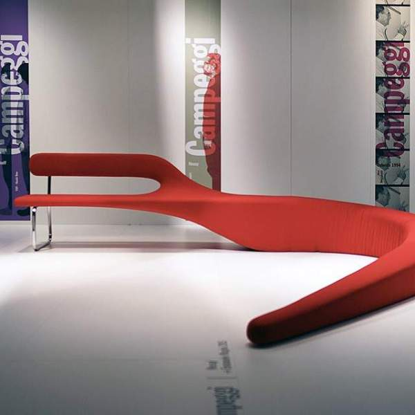 Today on http://Deco-Design.biz/ >>> NESSY sofa by Campeggi ...