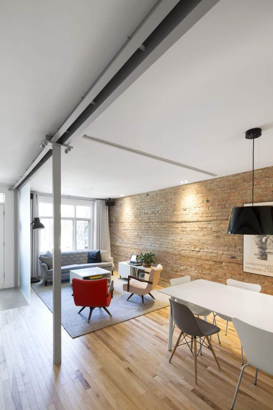 Loft 867 De Bougainville par Bourgeois / Lechasseur architectes
