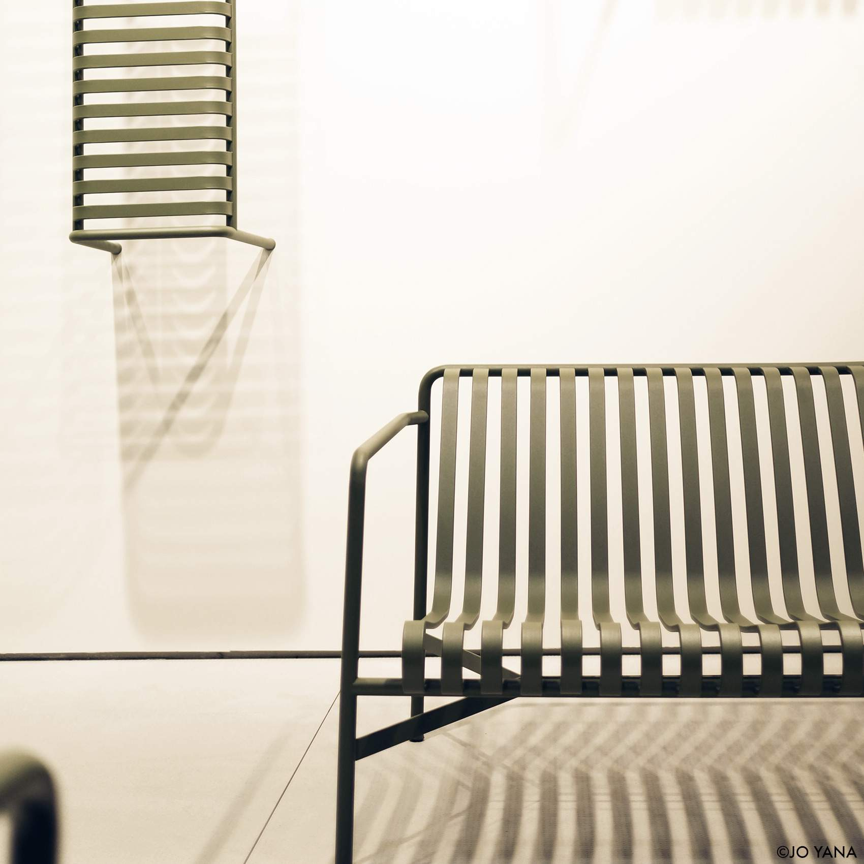 PALISSADE COLLECTION par HAY x BOUROULLEC