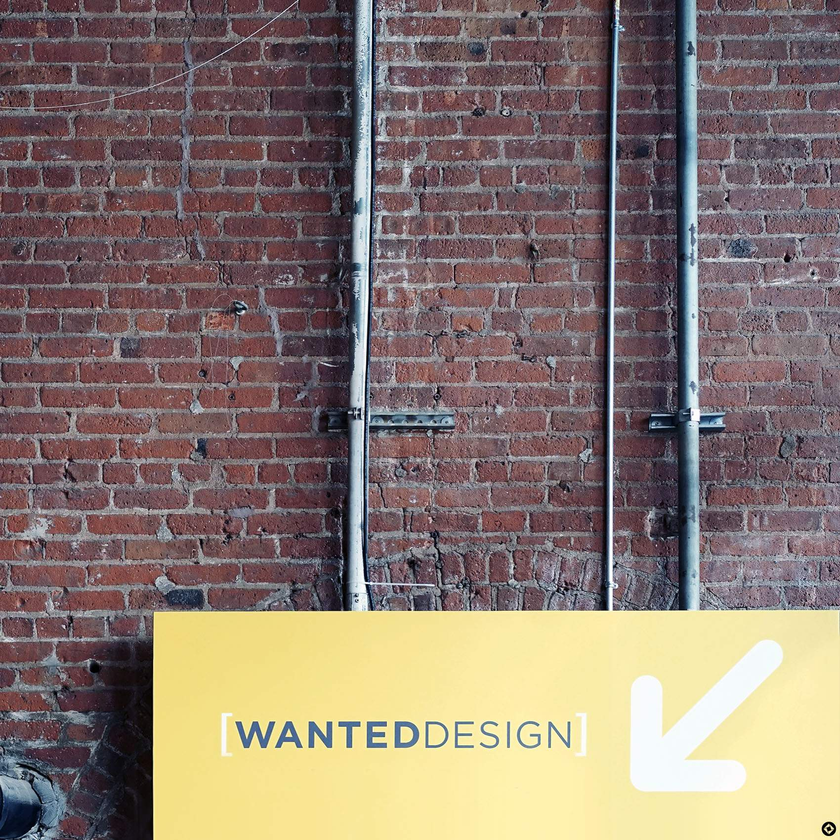 WANTED DESIGN NYC 2016