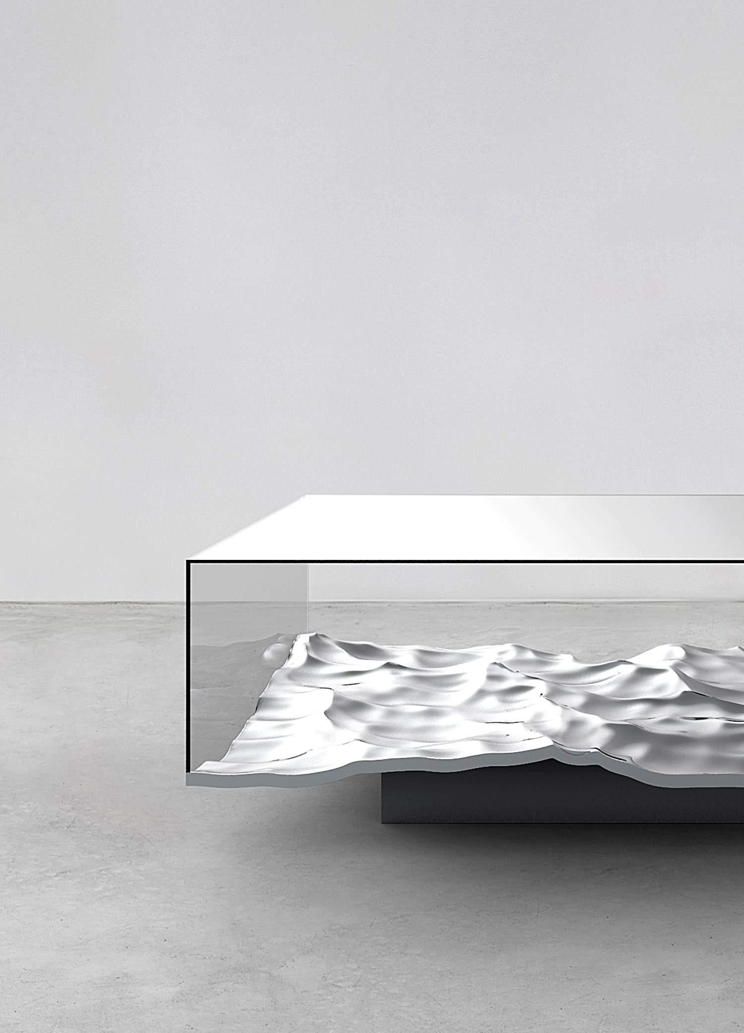 Liquid Aluminum Table 03