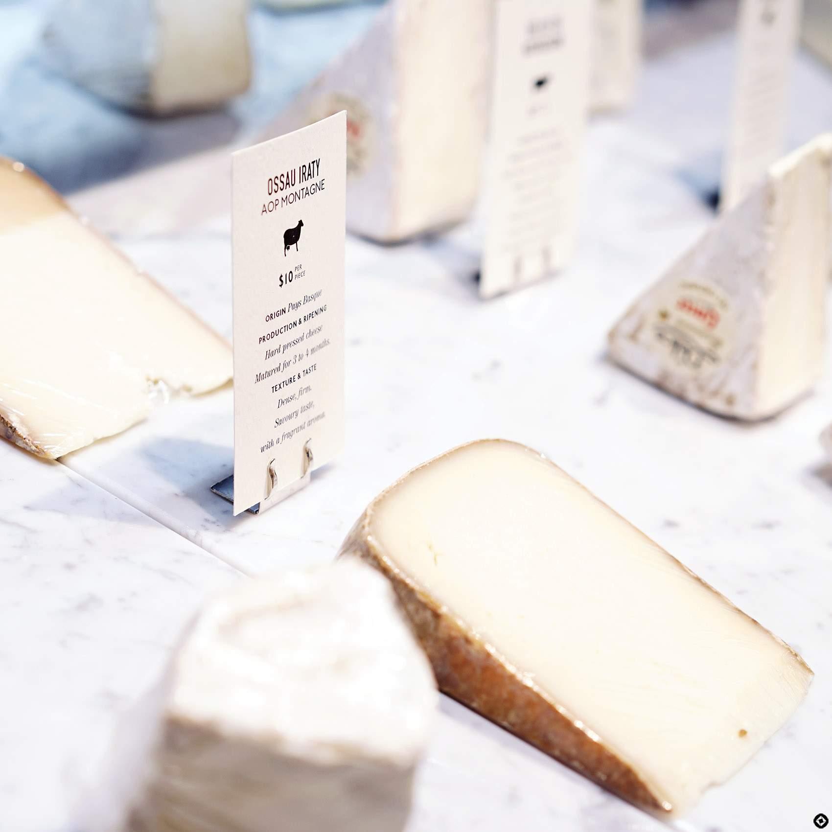 ich kar French Cheese Board new york_4