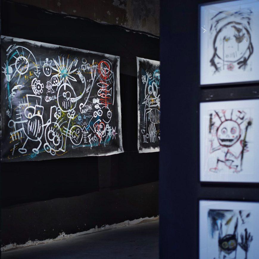 BRUT'ALL - L'ART À L'ÉTAT BRUT   Exposition Art Marseille