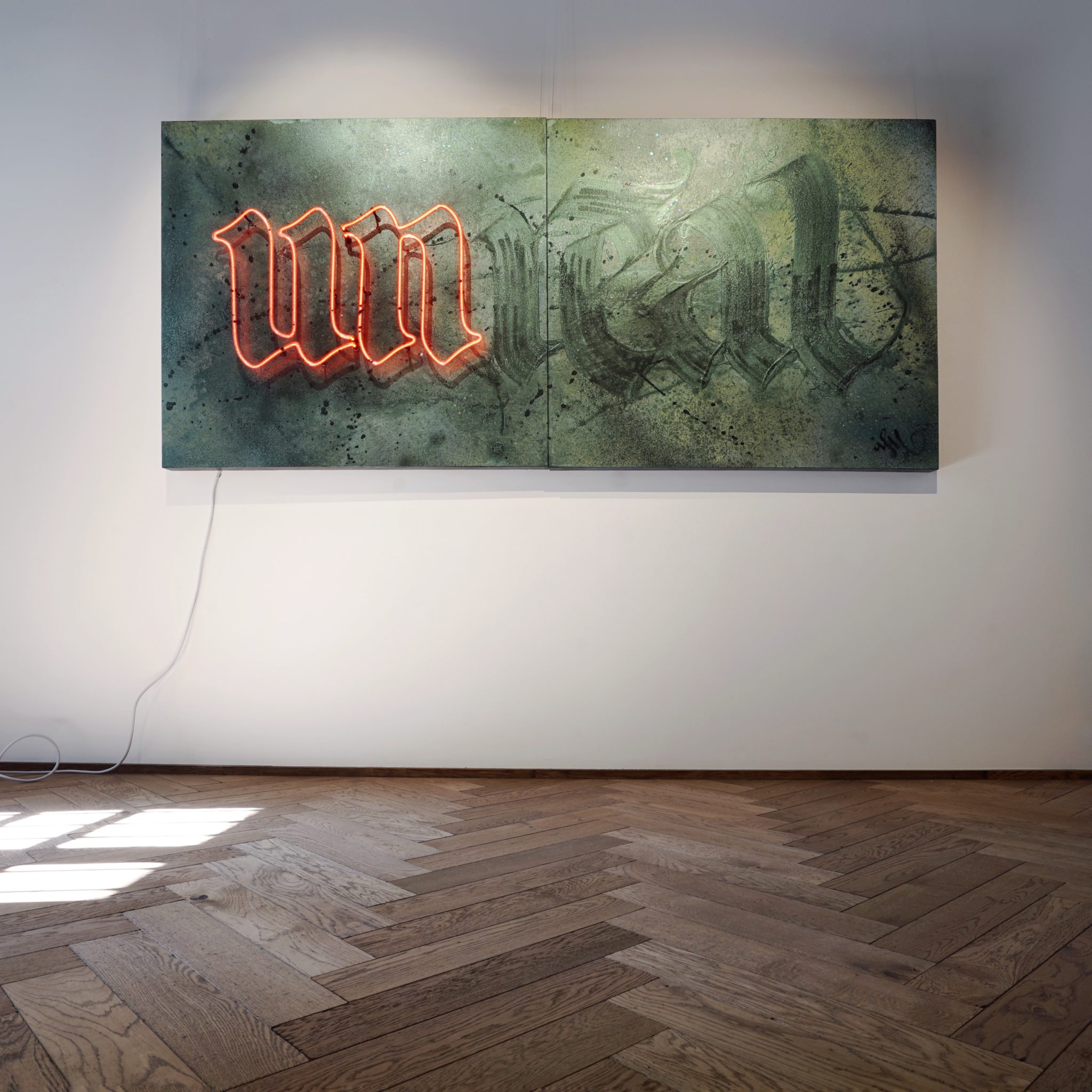 Niels Shoe Meulman à la GHOST GALERIE (Marseille) Blog Art