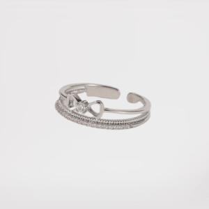 anillo-lazo-plata