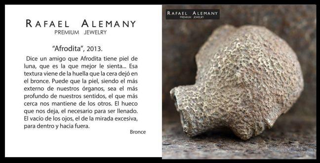 Rafael Alemany Premium Jewelry - Afrodita