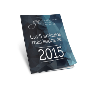Asociación Joyas de Autor - Top 5 artículos 2015