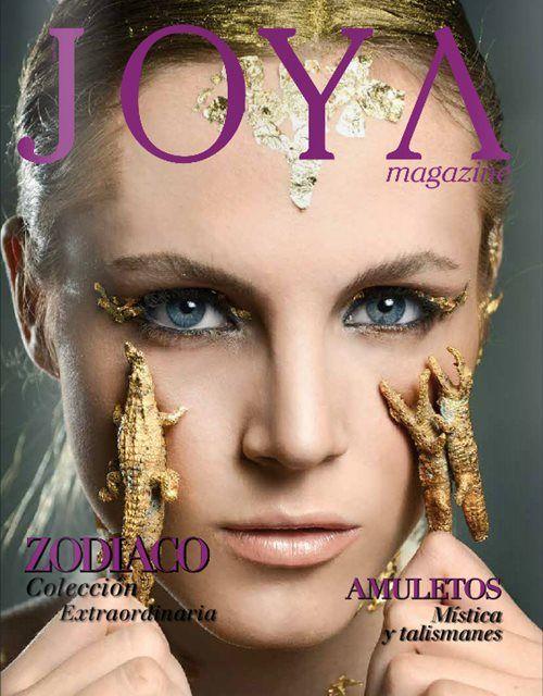 Joya Magazine Mexico n450