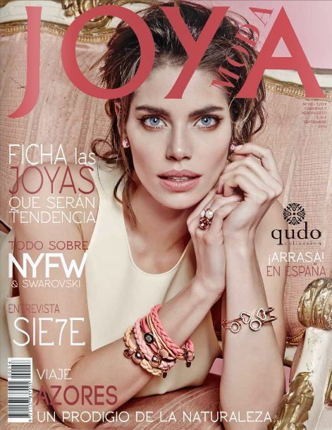 Revista Joya Moda septiembre 2016
