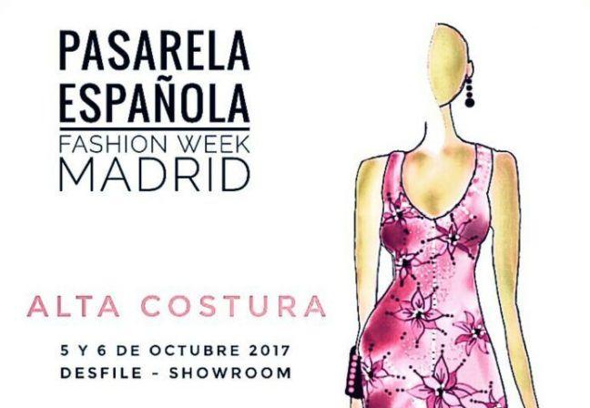 Pasarela Española Fashion Week - Octubre 2017