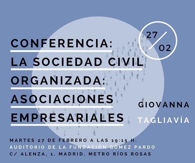 Conferencia Giovanna Tagliavia en el Instituto Gemológico Español