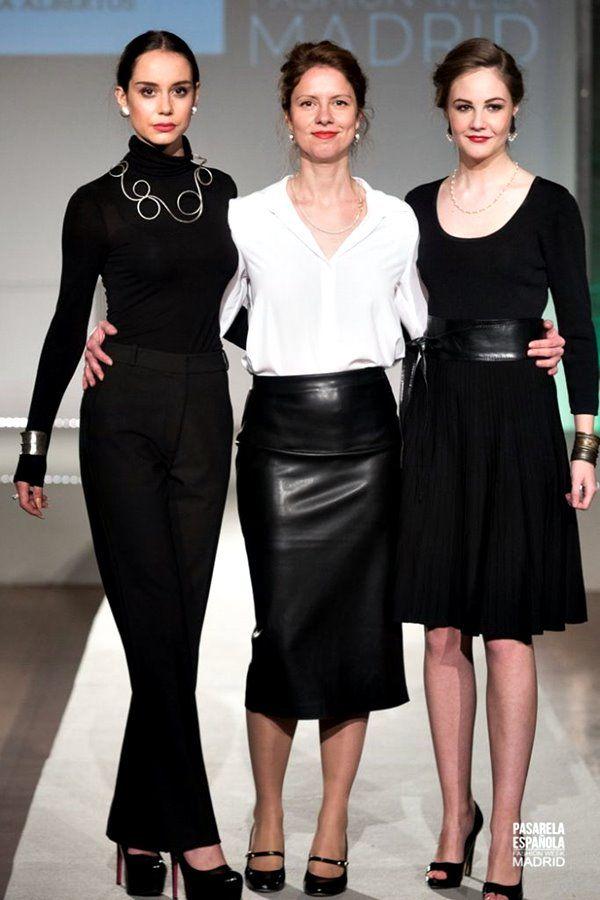 Vanesa Albertos en Pasarela Española Fashion Week 2018