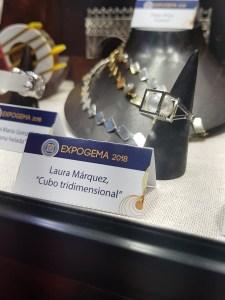 Miembros de la Asociación Joyas de Autor galardonados en ExpoGema 2018