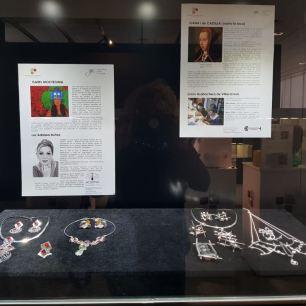 """Exposición """"Mujeres en la Historia"""" en el Museo del Parque Joyero de Córdoba - Asociación Joyas de Autor"""