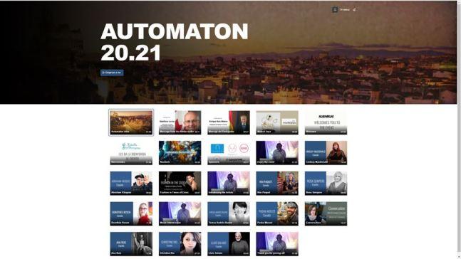 Automaton 2021