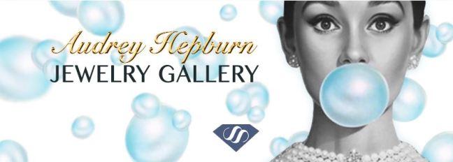 Audrey Hepburn Jewelry Gallery