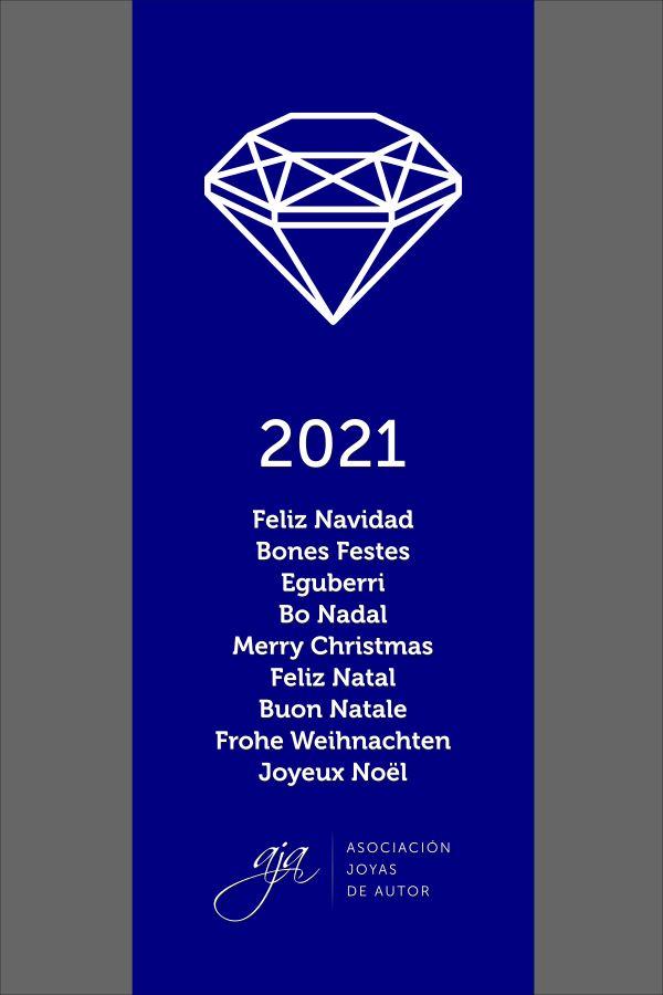 AJA - Felicitación navideña 2020