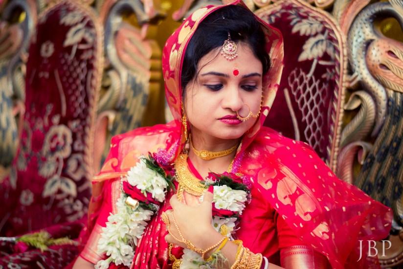 The Bride | Candid Wedding Photography in Kolkata