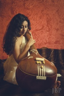 Fine Art Portrait by Joy Banerjee