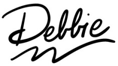 Debbie Signature