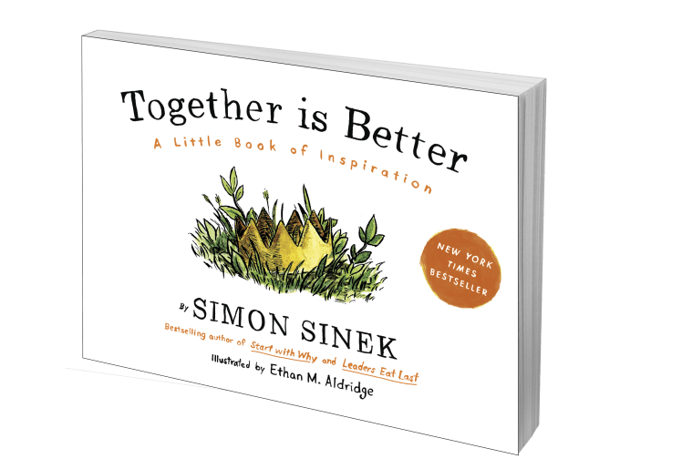 Together is Better_Simon_Sinek_3D_March-2018